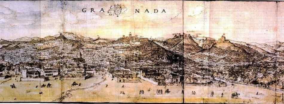 Granada en el Diván