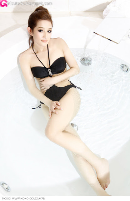 5 Li Yu Yan - Bubble-very cute asian girl-girlcute4u.blogspot.com