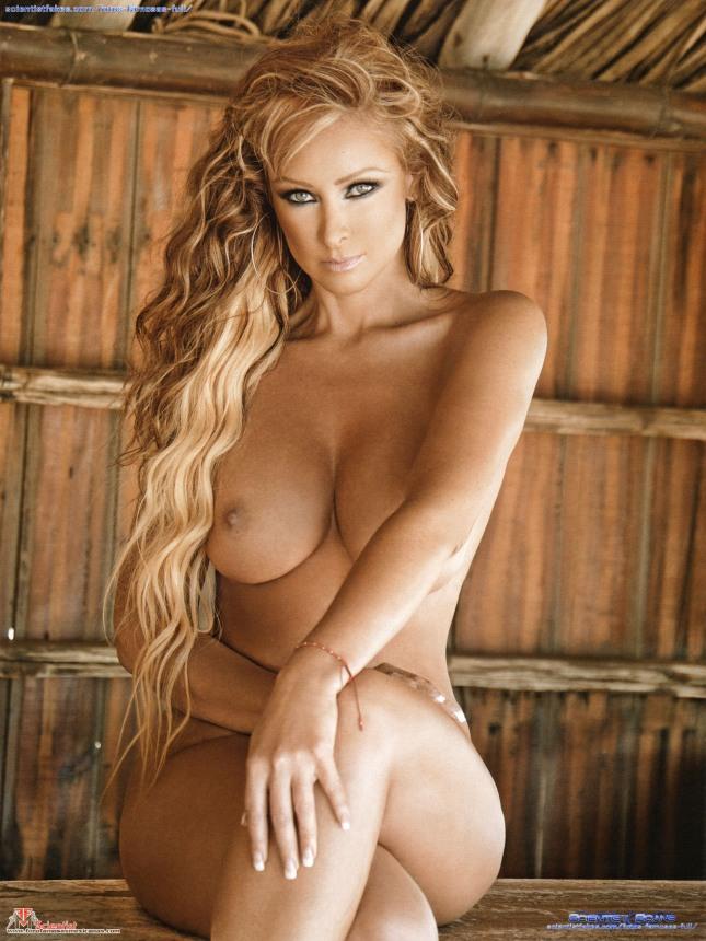 Marisol Santacruz Playboy Nude S