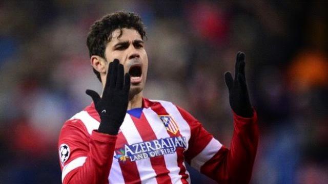 32 مليونا تغري اتلتيكو مدريد بتسريح كوستا الى تشيلسي