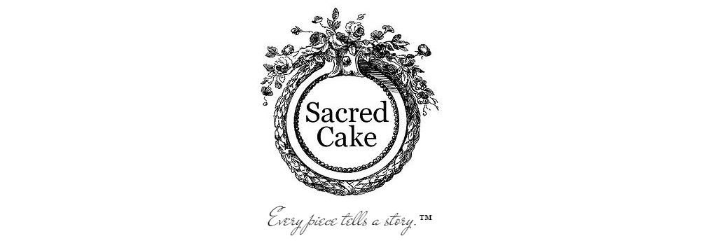 Sacred Cake by Jennifer Morford