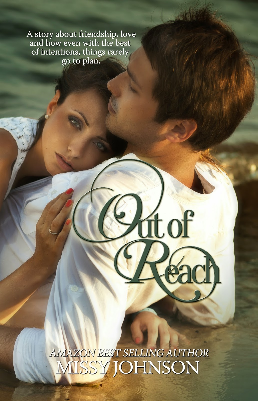Out of Reach by Missy Johnson Release Blitz