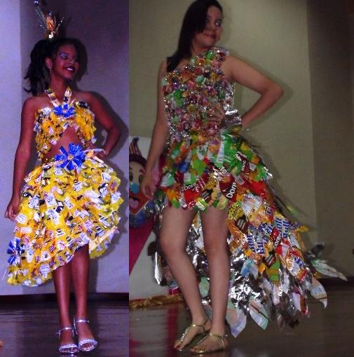 de San Jacinto 2 premiada en desfile de trajes ecológicos en Cocorote
