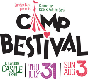 Camp Bestival 2014 LINE UP!!