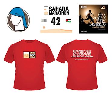 Pack Solidario Sahara Marathon 2021
