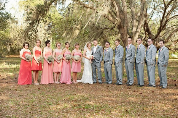 http://www.elizabethannedesigns.com/blog/2012/05/23/pink-peach-diy-wedding/