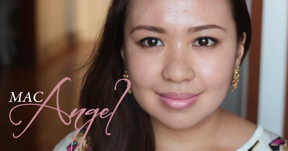 littELLEbratontheloose: MAC Angel Review, Pictures, Lip Swatch