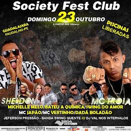 SOCIETY FEST CLUB - PAUDALHO.