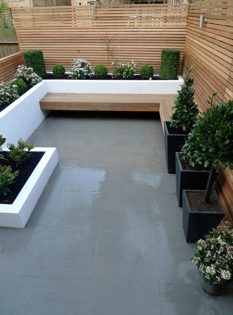 Arquitectura decoracion y mas jardines urbanos for London garden designs