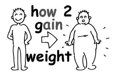How to Gain Weight in 7 Days ??!!