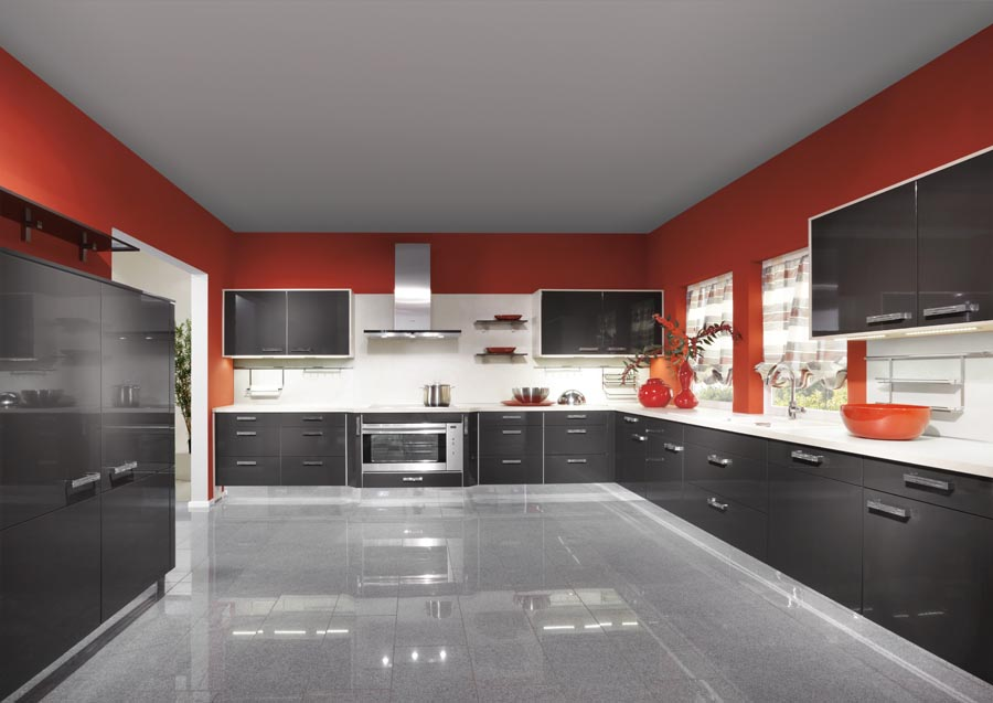 Keuken inrichting keukeninrichting keukens duitsland duitsland keuken - De beste hedendaagse keukens ...