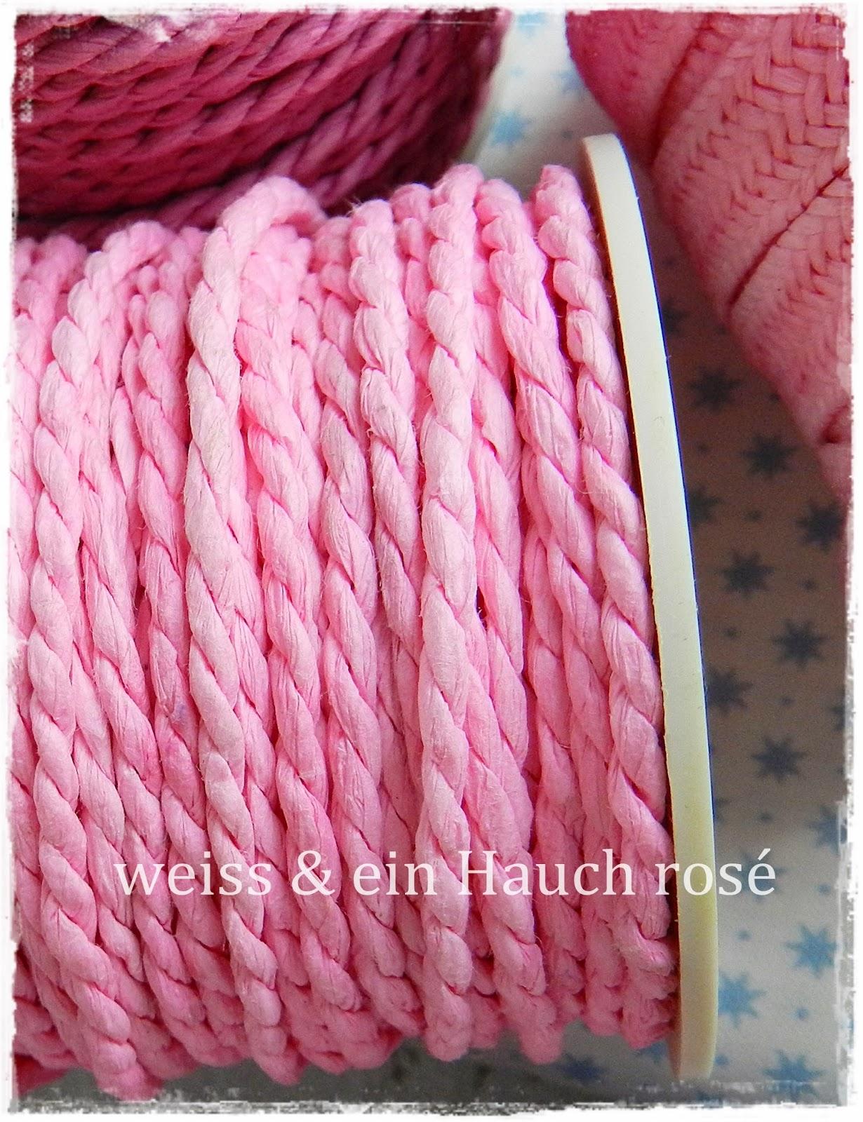 weiß & ein Hauch rosé: März 2014