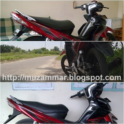 Impresi 3 tahun bersama Yamaha Jupiter Z CW 2010