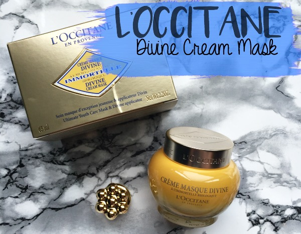 L'OCCITANE Divine Cream Mask