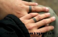 Wedding Ring Tattoos on Pinterest  Arrow Tattoo Design Couple