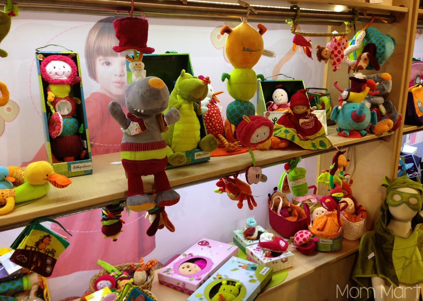 ABC Kids Expo 2014 The Toys of #ABCKids14 HABA lilleputiens