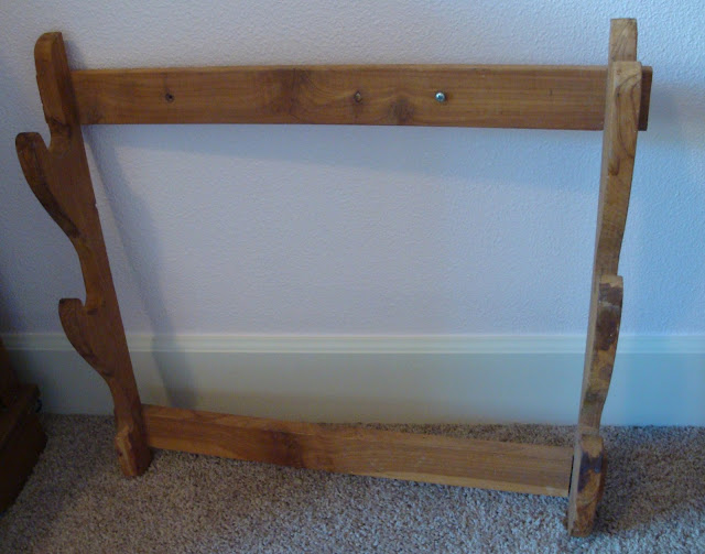 Rudy: Easy Gun Rack Woodworking Plans Wood Plans US UK CA