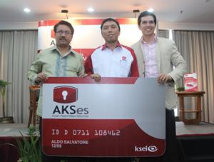 PT Kustodian Sentral Efek Indonesia (KSEI)