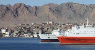 ميناء سفاجا -مصر