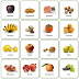 Legumes e Frutas da época - Outubro