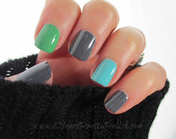 essie mojito madness where's my chauffeur nars storm bird