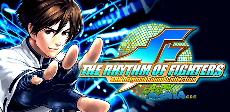 Download THE RHYTHM OF FIGHTERS Apk