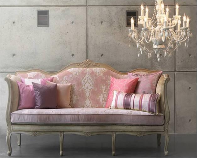 Dubrasen dise o interior for Muebles estilo clasico moderno