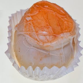 Amore Chocolate Pumpkin Spice Chiffon