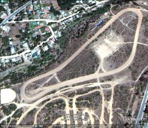 """Autodromo de """"Los Tuercas de Olmué"""