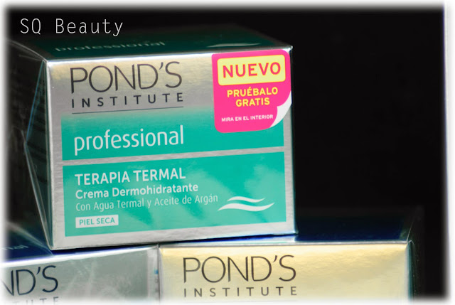 Terapia Termal y Skin-Expert de Pond´s Institute Silvia Quiros SQ Beauty