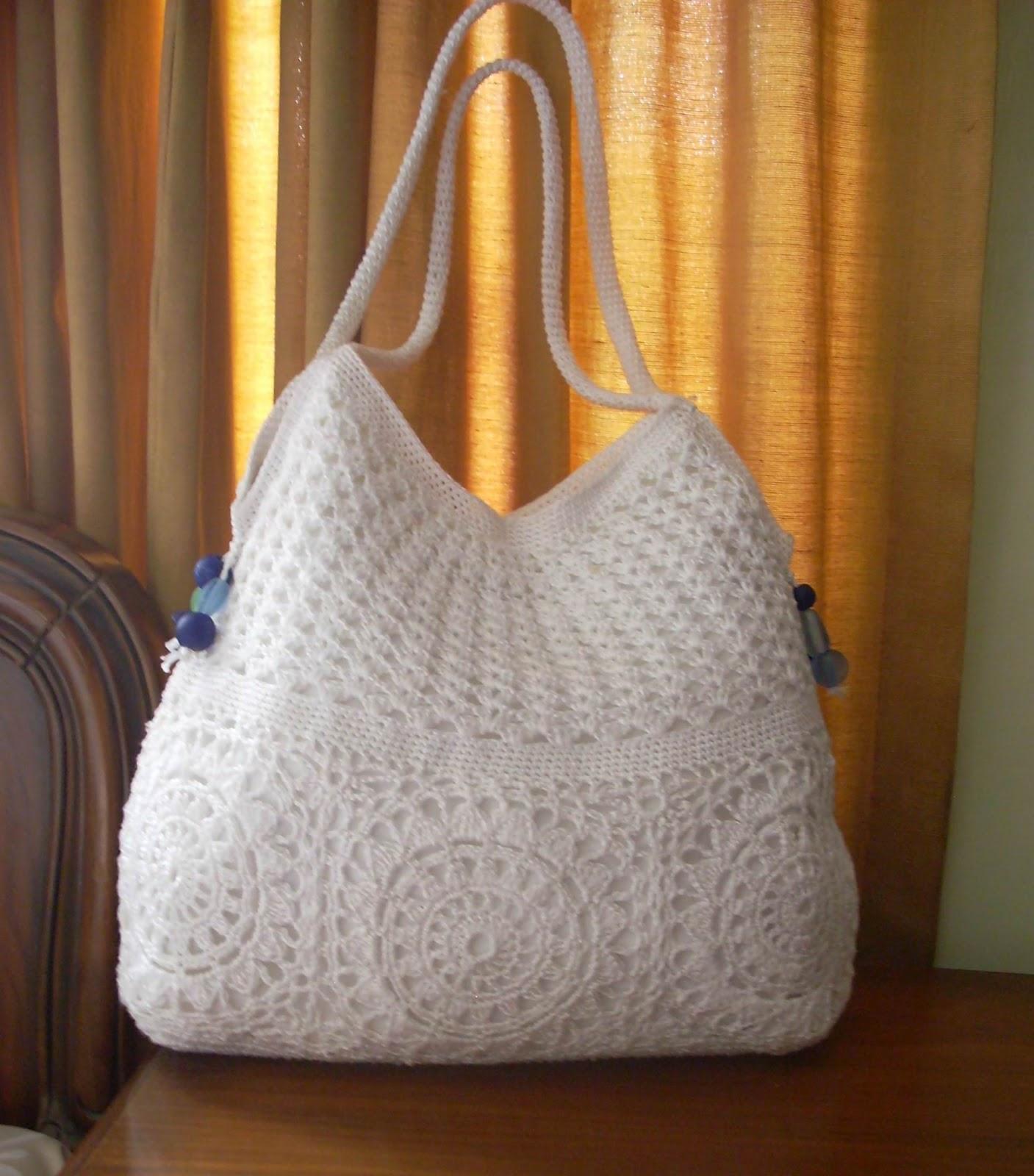 Umme Yusuf: Summer Crochet Bag