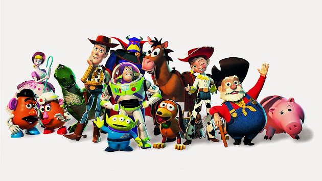 Pemain Toy Story 2