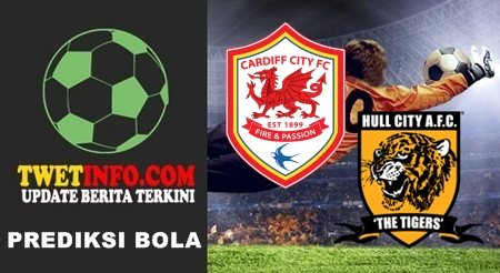 Prediksi Cardiff City FC vs Hull City, England 16-09-2015