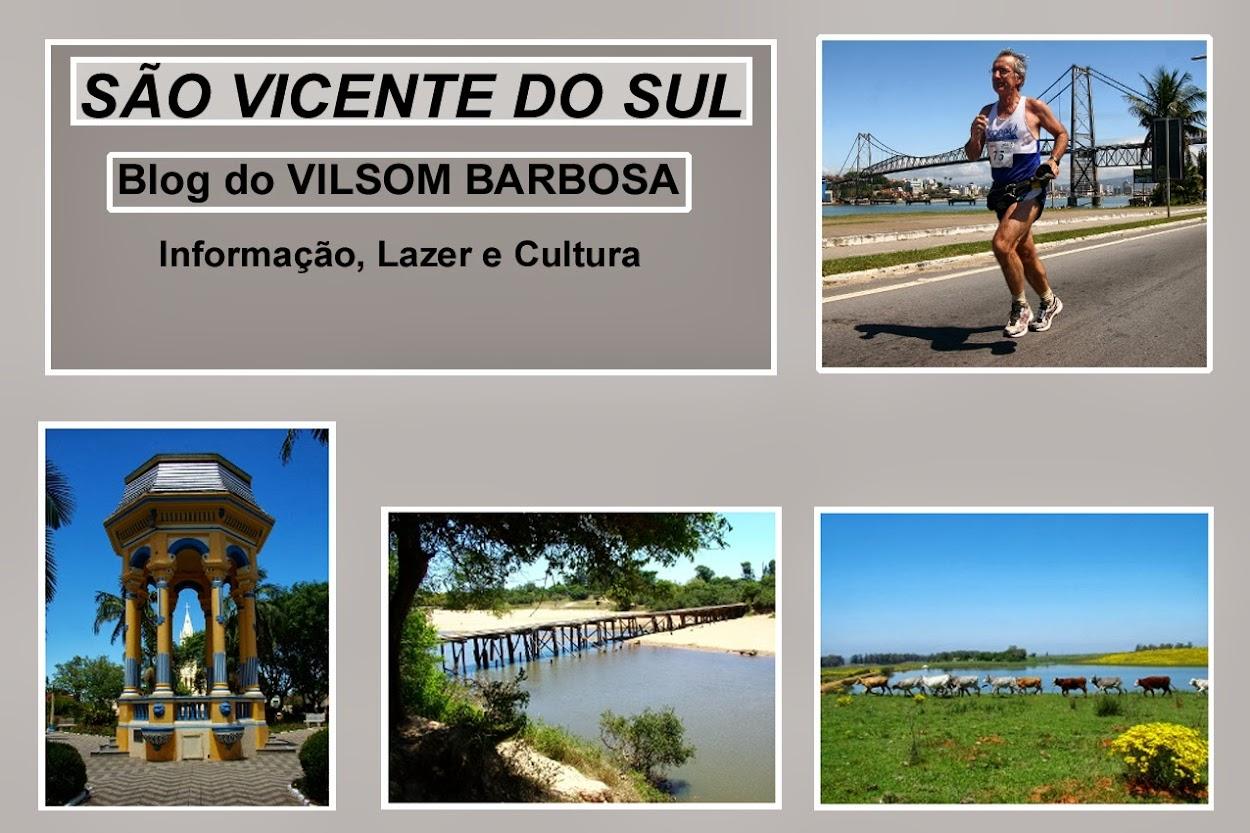 São Vicente do Sul Hoje