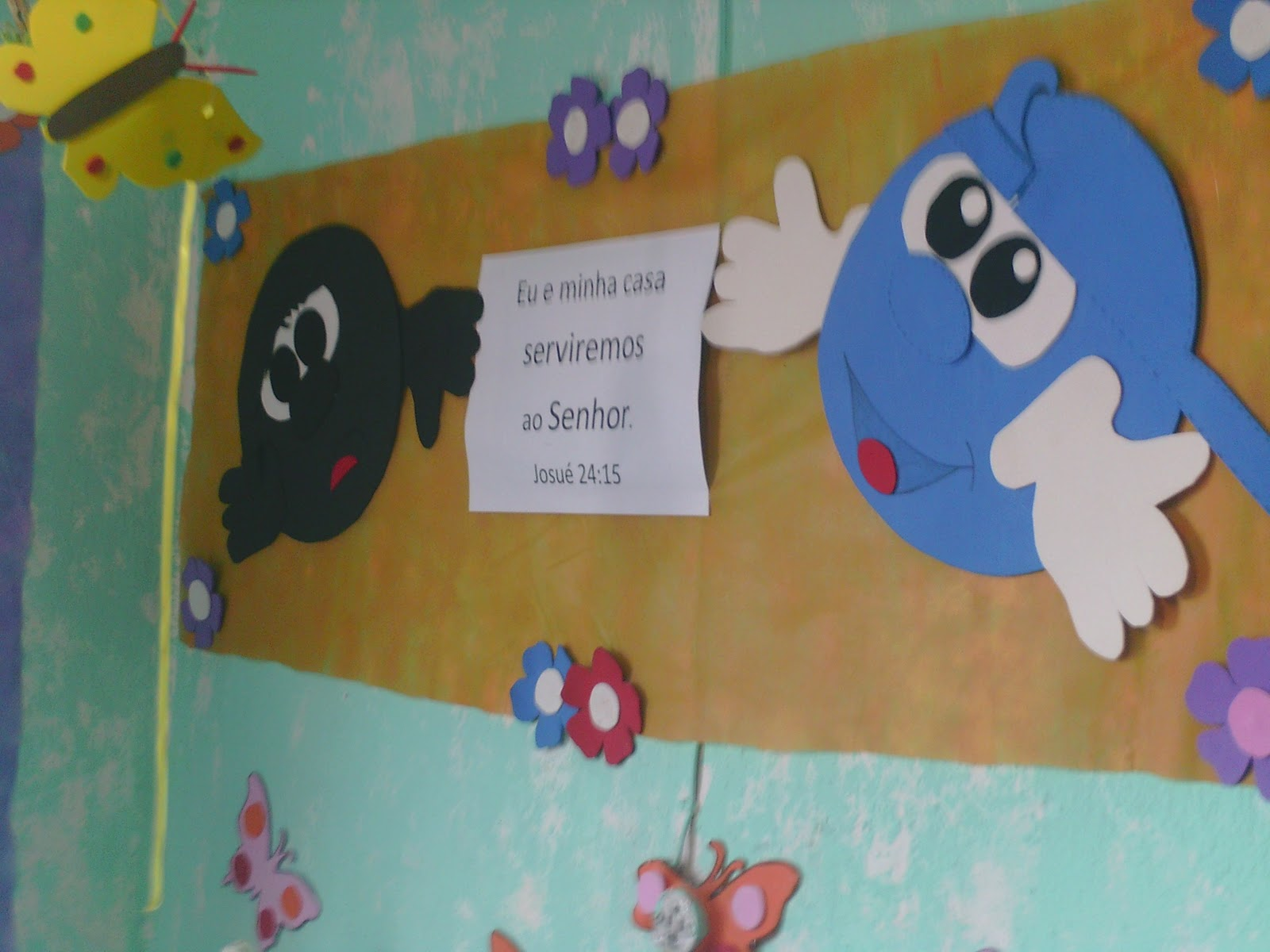 decoracao de sala infantil escola dominical:Enviar por e-mail BlogThis! Compartilhar no Twitter Compartilhar no