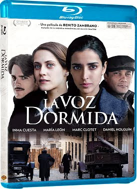 Filme Poster La Voz Dormida BRRip XviD & RMVB Legendado