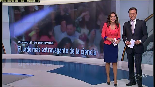 Monica Carrillo piernas