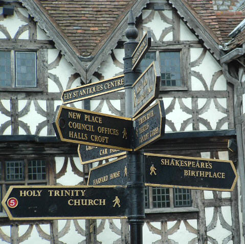 A-of Stratford Upon Avon ... stratford upon avon everyone goes to stratford upon avon in order to