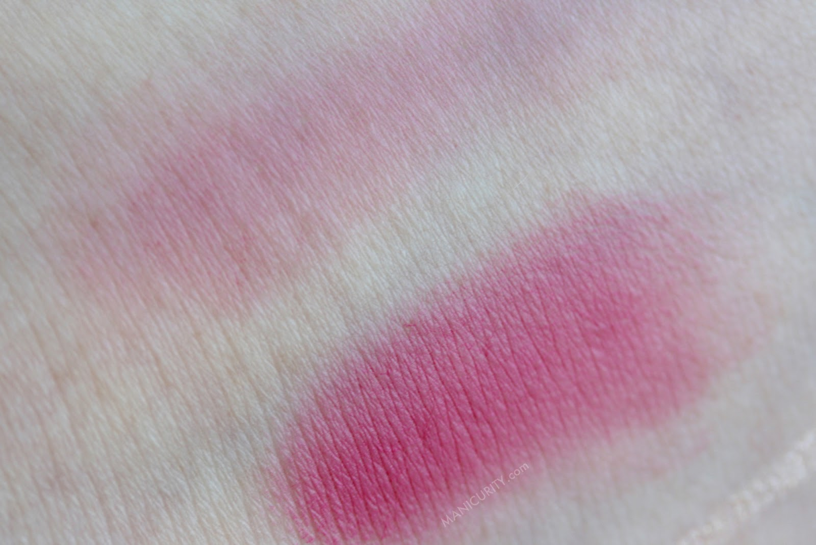 Ipsy Glam Bag January 2014 - First Impressions - Mica Beauty Cosmetics Tinted Lip Balm #06 in Fiesta swatches | Manicurity.com