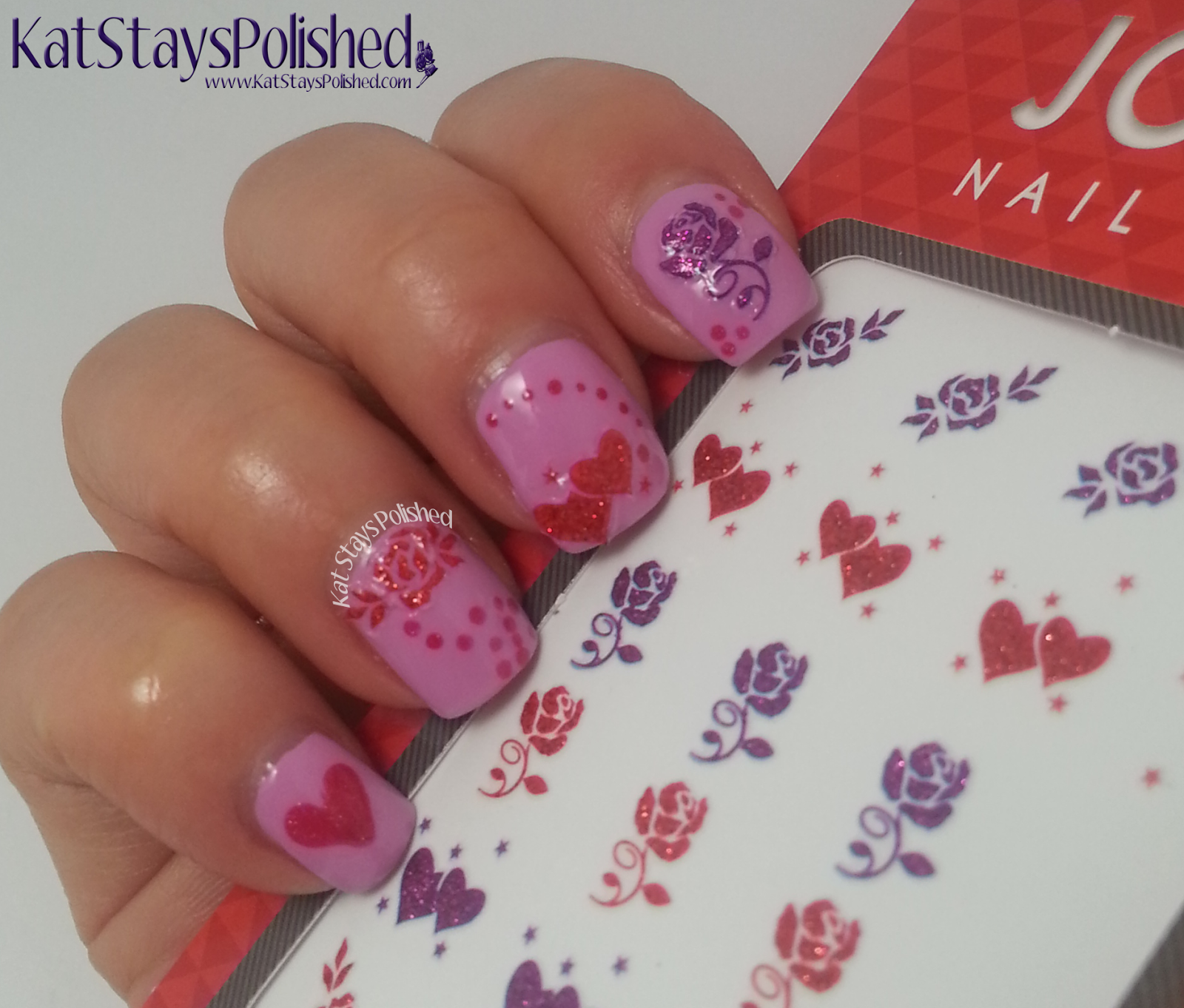 Joby Nail Art Stickers | Kat Stays Polished