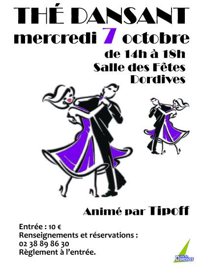 Le blog de la danse de salon prochains bals for Danse de salon orleans