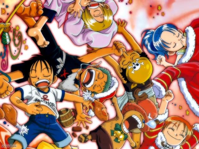 One Piece Christmas After Party 0009