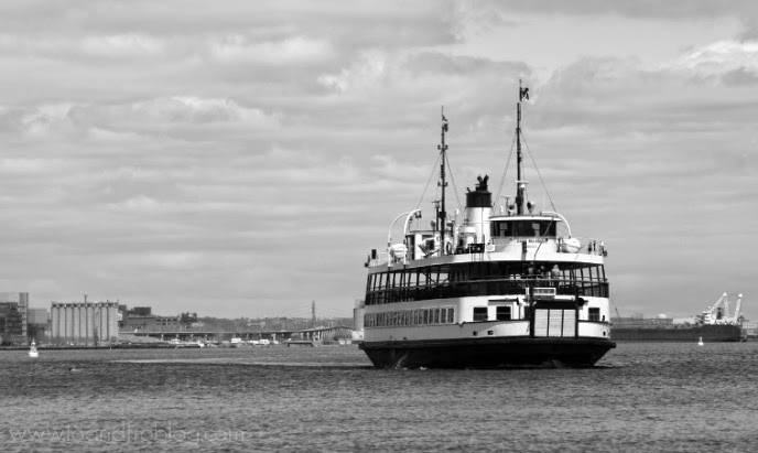 ferry to Toronto Islands