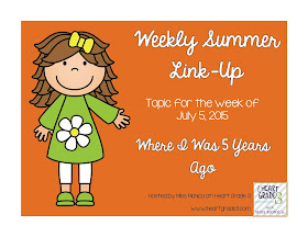 all things special ed summer linky where i was 5 years ago