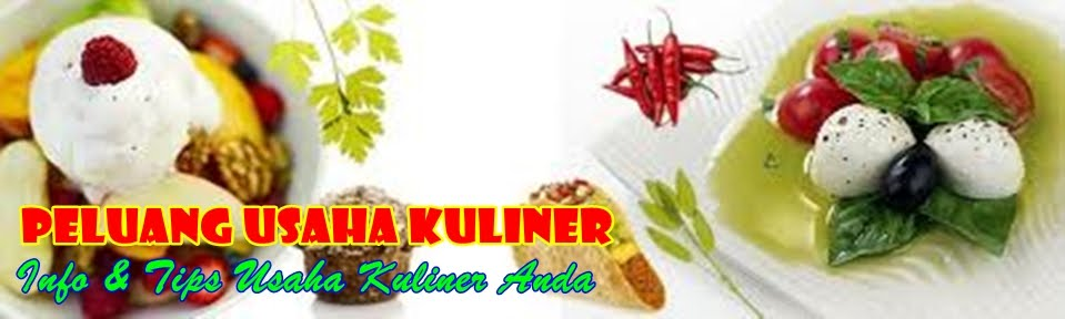 Peluang Usaha Kuliner