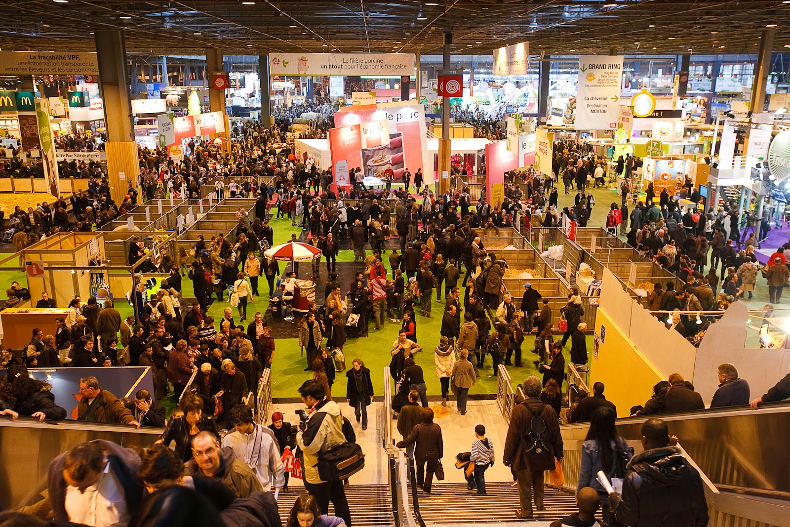 Welcome to wice salon de l agriculture 2012 - Salon de l agriculture place ...
