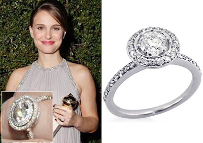 Natalie Portman's Engagement Ring