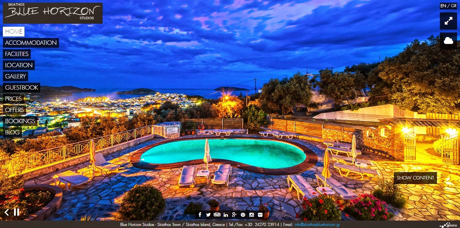 Skiathos Accommodation