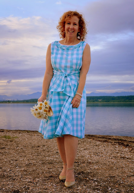 Dressing Your Truth Type 1, McCall's Pattern 8621, Over Forty Personal Style