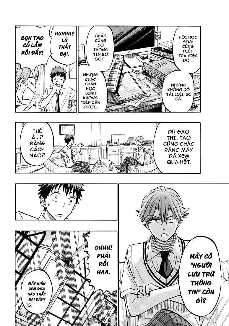 Yamada kun to 7 nin no Majo Chap 218 - Trang 6